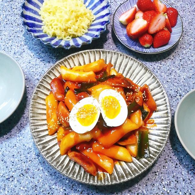 トッポギ_レシピ_韓国在住主婦_ずぼらレシピ