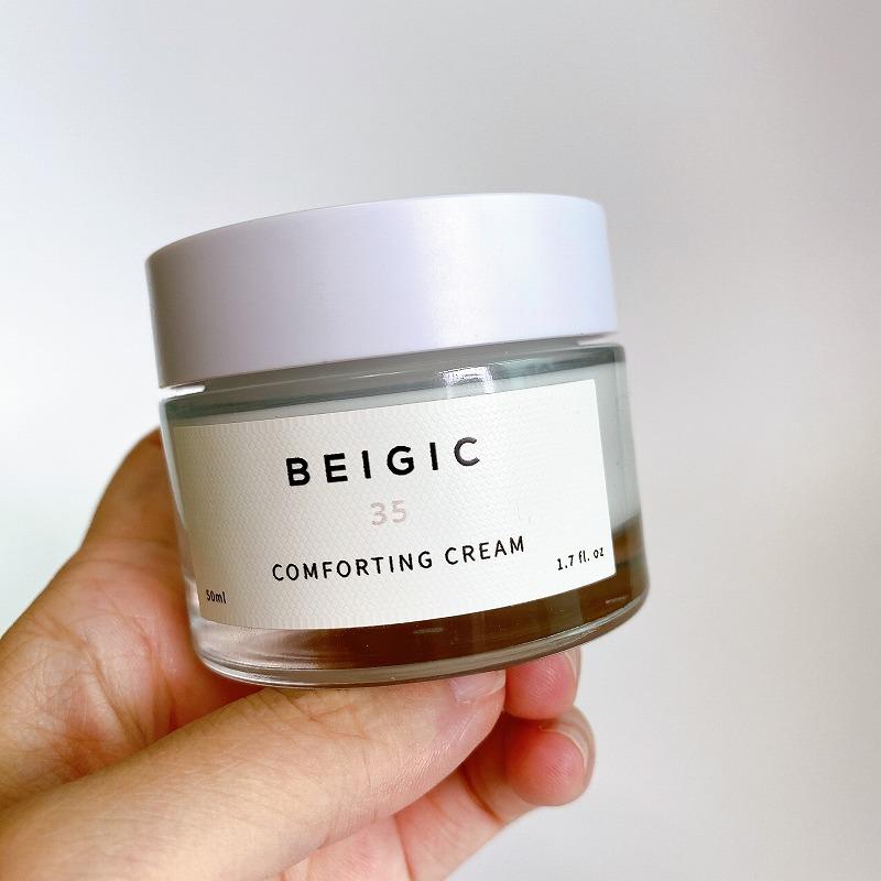 BEIGIC_COMFORTING CREAM_フェイスクリーム1