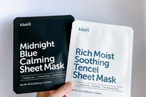 Klairs_sheet_mask_review_aiko